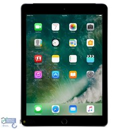 iPad 2017 128gb Zwartgrijs Wifi - C grade - Refurbished