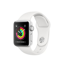 Apple Watch Series 3 Silver/White  38mm - Refurbished