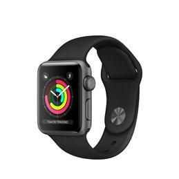 Apple Watch Series 3 Space Gray/Black 42mm - Refurbished