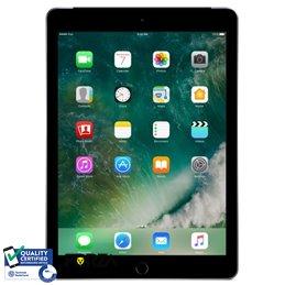 iPad 2018 32gb Zwartgrijs Wifi - C grade - Refurbished