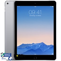 iPad Air 2 16gb Zwartgrijs Wifi - B grade - Refurbished