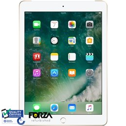 iPad 2017 32gb Goud WIFI + 4G  - No touch ID - Refurbished