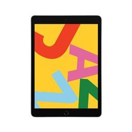 iPad 2019 128gb Zwartgrijs Wifi - A grade - Refurbished