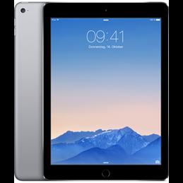 iPad Air 2 64gb Zwartgrijs Wifi - No touch ID - Refurbished