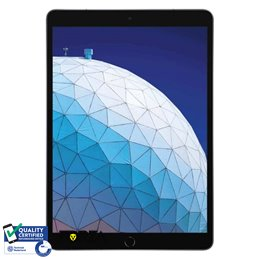 iPad Air 3 64gb Zwartgrijs Wifi - No touch ID - Refurbished