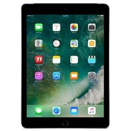 iPad 2017 128gb Zwartgrijs Wifi - No touch ID - Refurbished