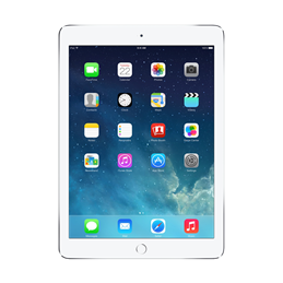 iPad Air 1 128gb Witzilver WIFI ONLY - A grade - Refurbished