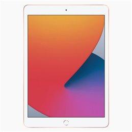 iPad 2019 128gb Goud WIFI + 4G  - C grade - Refurbished
